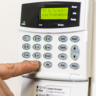 Alarm System Installer in Haverhill